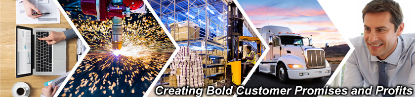 Creating Bold Customer Promises and Profits