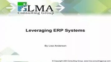 leveraging-erp-systems-video